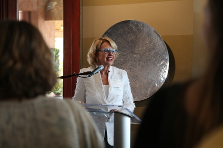 Yvonne Sininger, Hestia Chair