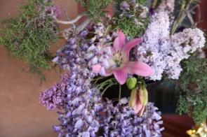 More beautiful flowers by Eric Salter and Jan Duggan, a Founding Member