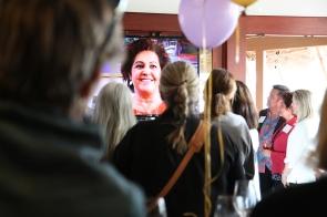 Founding Member Suzanne Cisneros in the new Hestia Video