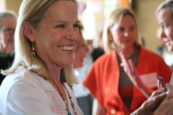 Kathy Elliott, Co-Chair Grants Committee