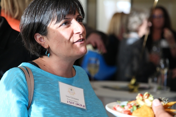 Lina Germann, Women in Science STEM Santa Fe